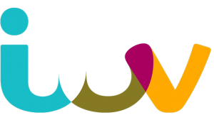 ITV Logo colour in png white background